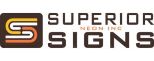 Superior Neon Sign